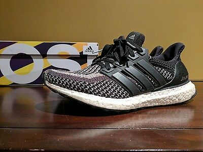 Adidas Ultra boost 2.0 3M LTD reflective (black) size 7