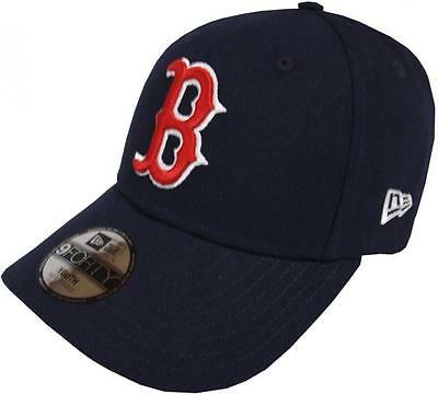 New Era MLB Boston Red Sox Navy The League 9Forty Cap Youth Jugendliche
