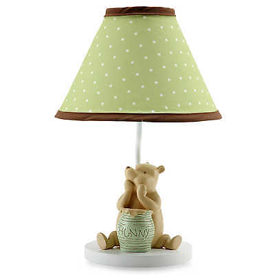 Disney My Friend Pooh Lamp and Shade