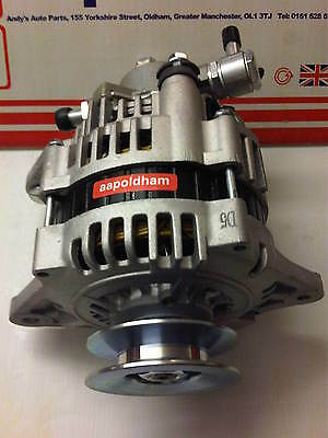 Isuzu Rodeo 2.5 3.0 D Td Diesel 2002-07 Brand New Alternator & Brake Vac Pump