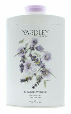 Yardley English Lavender Perfumed Talc - Women's For Her. New. Free Shipping