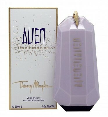 Thierry Mugler Alien Radiant Body Lotion - Women's For Her. New. Free Shipping