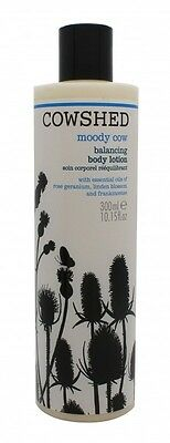 Cowshed Moody Cow Balancing Body Lotion - Women's For Her. New. Free Shipping
