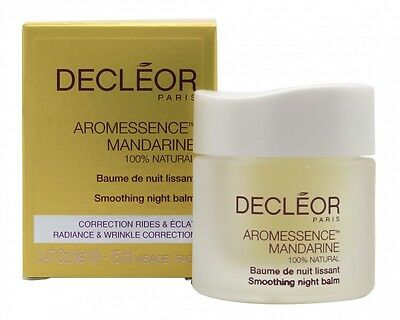 Decleor Aromessence Mandarine Smoothing Night Balm - Women's For Her. New
