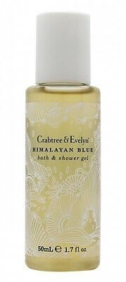 Crabtree & Evelyn Himalayan Blue Bath & Shower Gel - Women's For Her. New