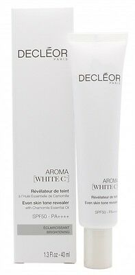 Decleor Aroma White C  Even Skin Tone Revealer - Women's For Her. New