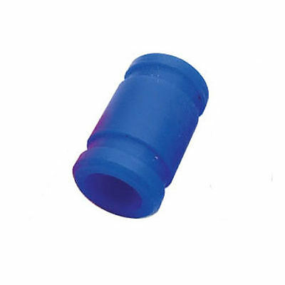 Fastrax 1/10th Pipe/Manifold Coupling Blue - FAST952B