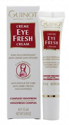 Guinot Creme Eye Fresh Cream - Women's For Her. New. Free Shipping
