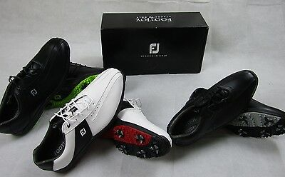 FootJoy Geenjoy Golf Shoes RRP£60 UK7 - UK12 - FREE 1st Class Post