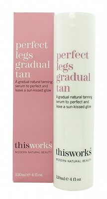 This Works Perfect Legs Gradual Tan - Women's For Her. New. Free Shipping