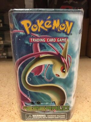 Pokemon EX Emerald Hydrobloom Theme Deck For Card Game Milotic CCG TCG