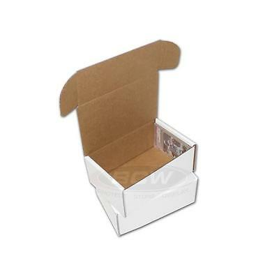 BCW Graded Trading Corrugated Cardboard Storage Box for Graded/PSA Cards