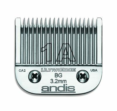 "Andis UltraEdge Clipper Blade # 64205 1/8"" 3.2mm Size 1A"