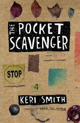 NEW The Pocket Scavenger By Keri Smith Paperback Free Shipping
