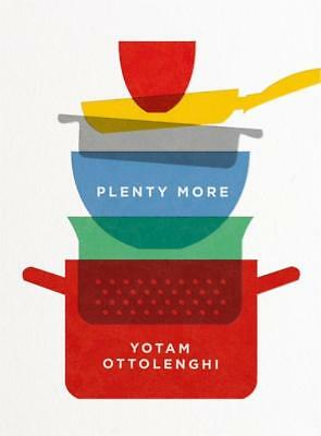 NEW Plenty More By Yotam Ottolenghi Hardcover Free Shipping