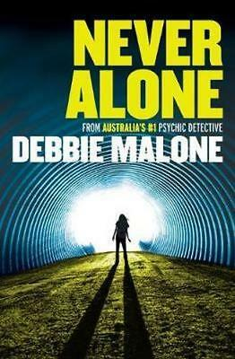 NEW Never Alone By Debbie Malone Paperback Free Shipping