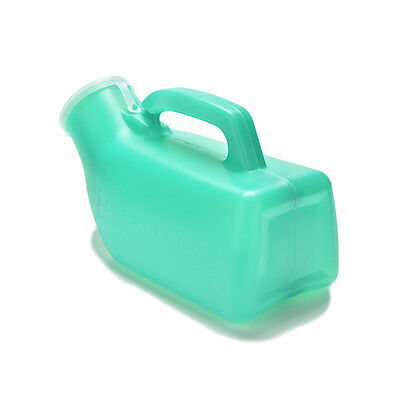 1200ML Lid Outdoor Camping Travel Car Toilet Male Urgent Urine Urinal Bottle Z1O