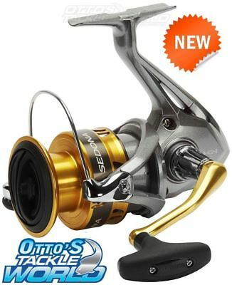 Shimano Sedona FI 4000 (2017 New Release) Spin Reel BRAND NEW at Otto's