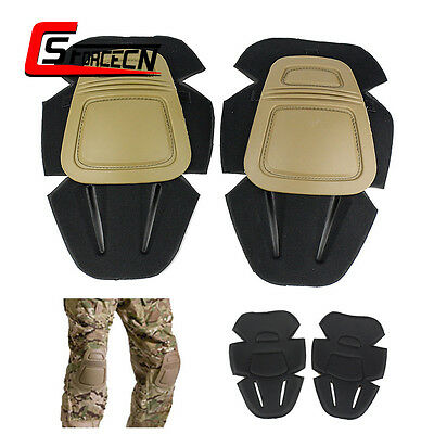 EMERSON Military Combat V3 Combat Protective Knee Pads for G3 Pants Tactical Tan