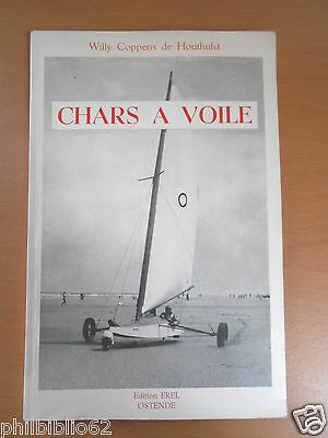 CHARS A VOILE / Willy Coppens de Houthulst 1961 / Sand Yacht Aéroplage