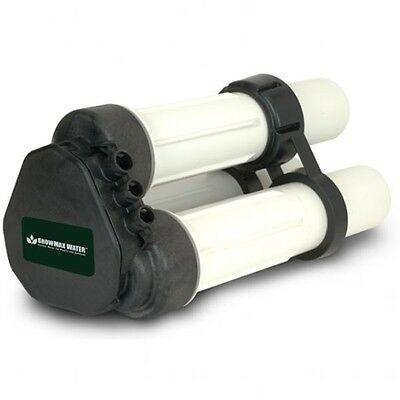 GrowMax Water - Osmoseur - Système osmose inverse Grow Max 125L/H