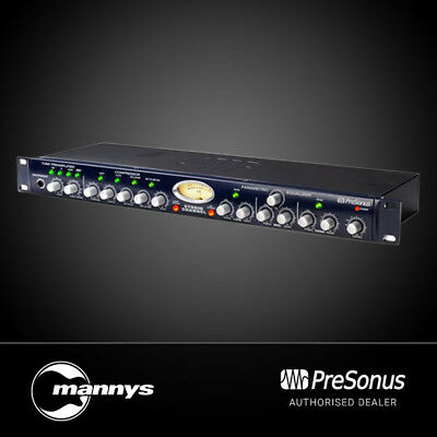 PreSonus Studio Channel Vacuum Tube Mic Preamp/ Comp/ EQ