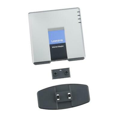 Linksys SPA3102 Phone Adapter with Router 1 FXO 1 FXS VoIP phone adapter Gateway
