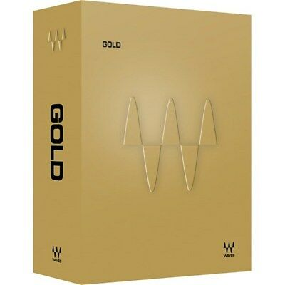 Waves Gold Bundle (Native) (eLicense - Digital Delivery)