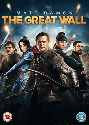 The Great Wall (with Digital Download) [DVD]