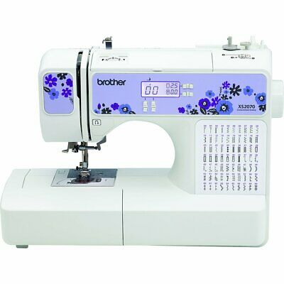 Brother Computerized Sewing Machine 100-Stitch Project Runway Embroidery Tailor