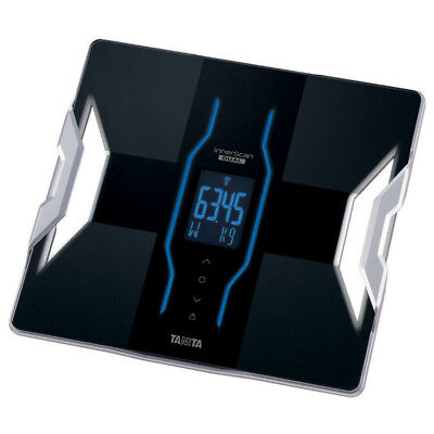 Tanita Bluetooth Body Composition Monitor Scale - Black RD901BK