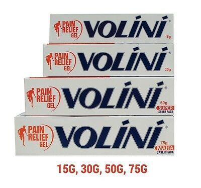 VOLINI GEL Pain Relief Gel For Joint Muscular, Free Shipping