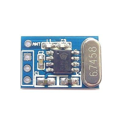New 433MHz SYN480R ASK/OOK Wireless Receiver Module