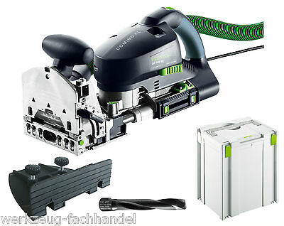 Festool Dowel miller DF 700 EQ-Plus Domino XL Support brackets in the Systainer