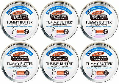 Palmer's Cocoa Butter Formula Tummy Butter for Stretch Marks 125g (6 PACK)