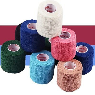 Bandage Health Muscles Care Kinesiology Sports 1 Roll Physio Therapeutic Tape