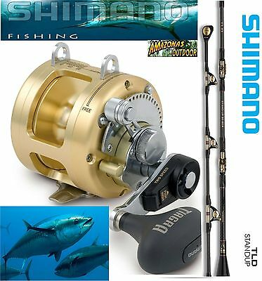 Tuna/Shark Shimano Rod/Reel Combo