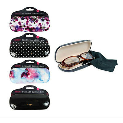 Ladies Designer Hard Glasses Case High Protection Glamour Essential