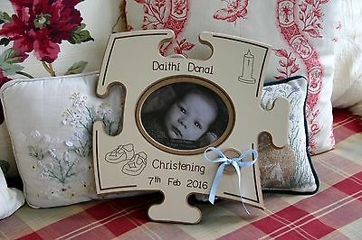 Christening Puzzle Board - Personalised - Irish Furniture Store