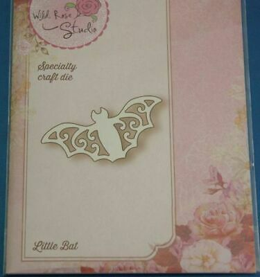 Wild Rose Studio 'Little Bat' Halloween Die