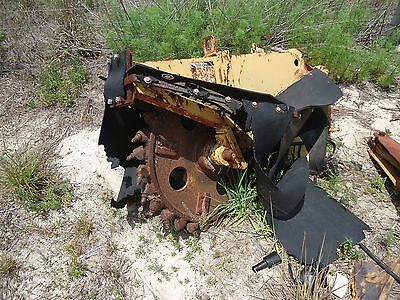 Used Vermeer Rock Saw Attachment
