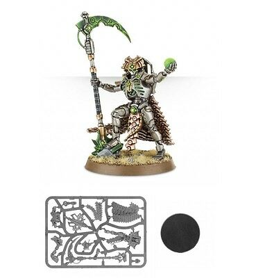 Necron Overlord / Lord New & On Sprue Warhammer 40K