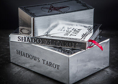 Tarot of Shadows - Special Edition. A New System of Tarot Cards  (78 Cards Deck)