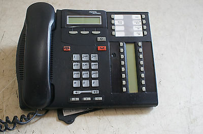 """""""QTY AVAILABLE"""" Nortel Norstar T7316E Charcoal Display Phone Telephone"""