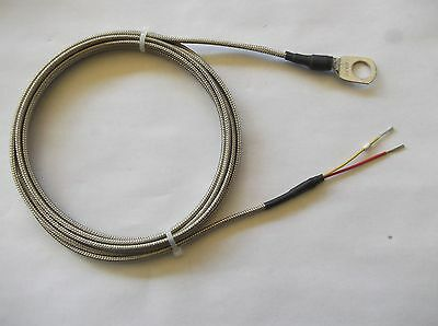 Washer Bolt On Thermocouple  Sensor   Suit Engine Temperature Measurement