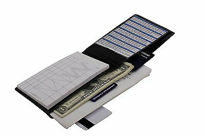 Waiter Wallet | Ultimate Restaurant Waitstaff Organizer | Waitress Book and Pad