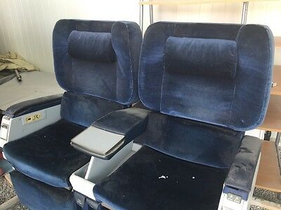 Ansett airline business class seats