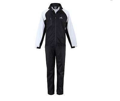 Woodworm Golf V2 Mens Waterproof Suit Black