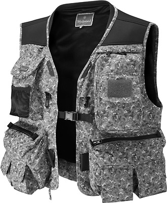 Wychwood Game Long Vest For Fishing