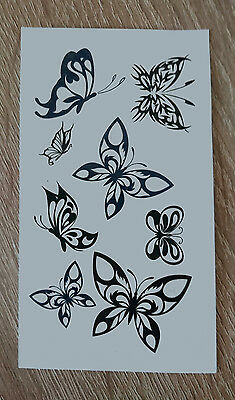 10x6cm Sheet-High-Quality-Fake-Tatto-Sexy-Party-Butterfly-Waterproof-Temporary